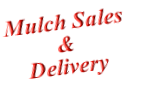 Mulch Sales & Delivery